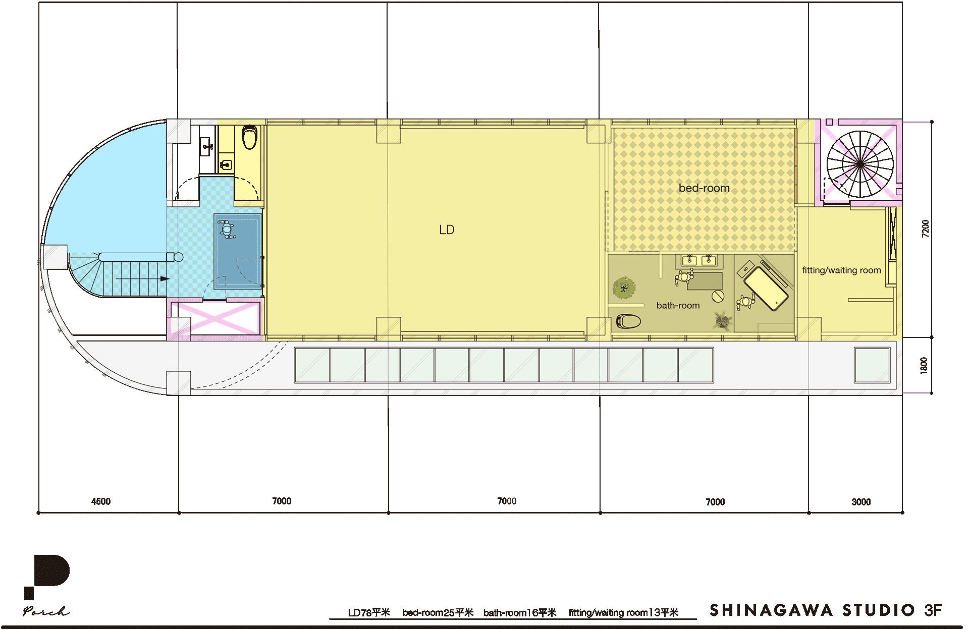 Third FLOOR. 3F